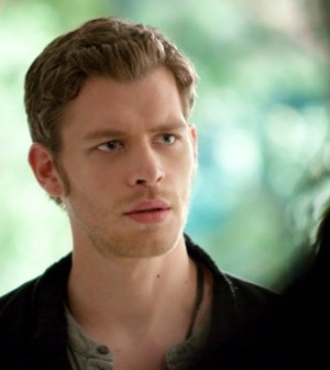 Joseph Morgan as Klaus. Photo: Annette Brown/The CW ©2012 The CW Network. All Rights Reserved.