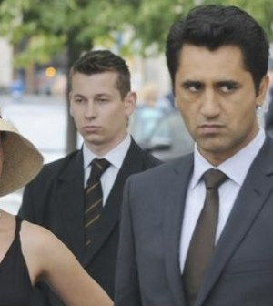 Ashley Judd and Cliff Curtis in Missing. Image © ABC Television Network.