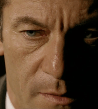 Jason Isaacs as Detective Michael Britten on AWAKE (Image © NBC)