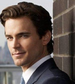 Matt Bomer as Neal Caffrey in White Collar. Image © USA Network.