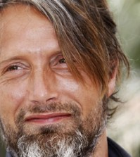 Danish actor Mads Mikkelsen (Photo by Valery Hache/AFP/Getty Images)