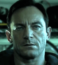Jason Isaacs as Britten in AWAKE (Photo © NBC)