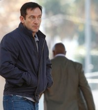 AWAKE Pictured: Jason Isaacs as Britten -- (Photo by: Jordin Althaus/NBC)