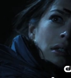 Kristin Kruek in the CW's 'Beauty and the Beast' Image © the CW Network.