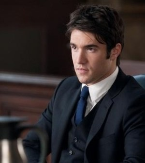Josh Bowman as Daniel Grayson. Photo by Colleen Hayes. © ABC Television Network.