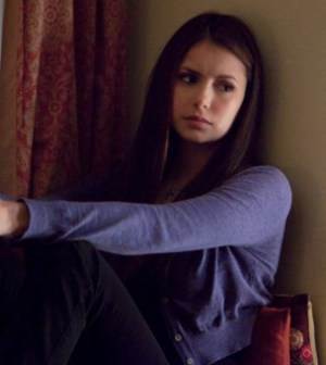Nina Dobrev. Photo Credit: Annette Brown ©2012 The CW Network.