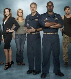 The cast of ABC's 'The Last Resort' Image © ABC/CRAIG SJODIN