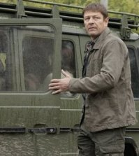 Sean Bean as Paul Winstone in ABC's Missing. Photo by Larry D. Horricks. © ABC.