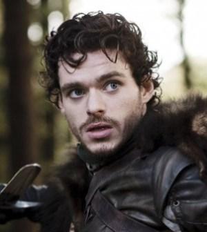 Game of Thrones: Richard Madden as Robb Stark. Image © HBO