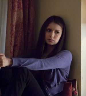 Nina Dobrev as Elena Gilbert in The Vampire Diaries. Photo: Annette Brown – © 2012 The CW Network.