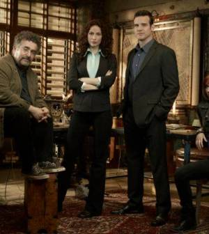 Warehouse 13 Photo by: Justin Stephens/Syfy