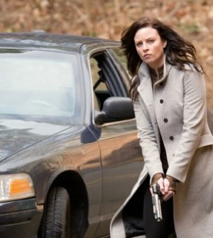 Rachel Nichols as Kiera Cameron. Image © Showcase and Shaw Media. All rights reserved.