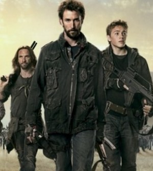 Falling Skies cast. Image © TNT