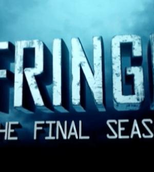 Fringe Logo © Fox Broadcasting.