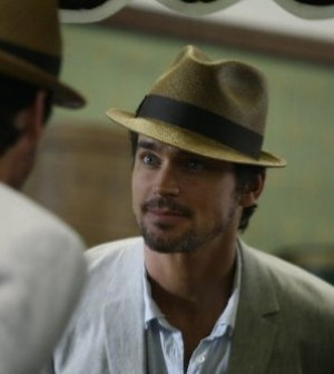 Matt Bomer as Neal Caffrey (Photo by: Javier Pesquera/USA Network)