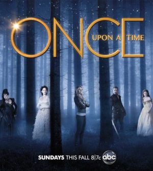 Once Upon a Time Season Two Poster. Image courtesy and copyright ABC.