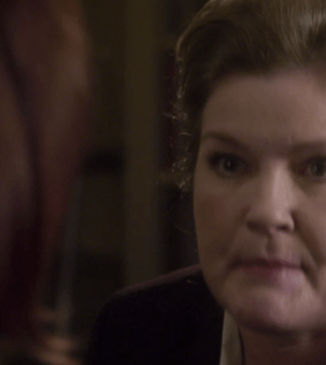 Kate Mulgrew guest stars on Warehouse 13 (Image © SyFy)