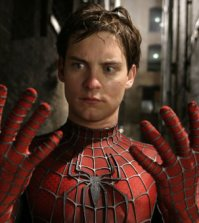 Tobey Maguire in Sam Raimi's Spider-Man 2 (Image © Sony Pictures)