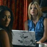 Shay Mitchell and Ashley Benson. Image by ABC Family/Eric McCandless
