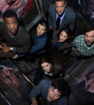 The Grimm Season 2 Cast. Photo by: Michael Muller/NBC.