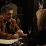 """WAREHOUSE 13 -- """"Fractures"""" -- Episode 406 --Pictured: Saul Rubinek as Artie Nielsen -- Photo By: Steve Wilkie/SyFy"""