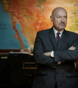 Terry O'Quinn as Arthur Manchester in Falling Skies. Image ©TNT