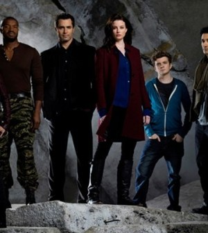 The Continuum Cast. Image © Shaw Media