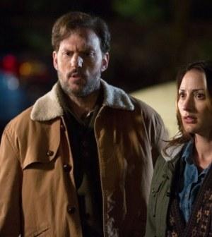 Silas Weir Mitchell as Monroe, Bree Turner as Rosalee Calvert -- (Photo by: Scott Green/NBC)