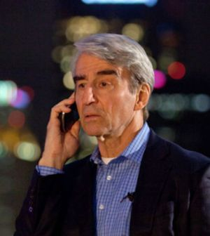 Sam Waterston as Charlie Skinner. Image © HBO