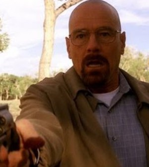 The real Walter White (Bryan Cranston) makes his first appearance of the season. (Image © AMC)