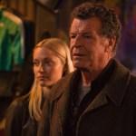 Etta (Georgina Haig) and Walter (John Noble) in Season 5 of FRINGE (Photo © Fox Broadcasting Co.)