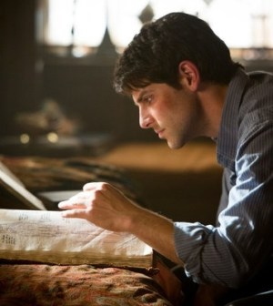 David Giuntoli as Nick Burkhardt — (Photo by: Scott Green/NBC)