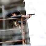 Carl Grimes (Chandler Riggs) - The Walking Dead - Season 3, Episode 1 - Photo Credit: Gene Page/AMC