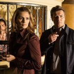 (ABC/MICHAEL DESMOND) STANA KATIC, NATHAN FILLION