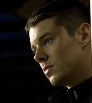 Brian J. Smith of Stargate Universe will appear on Syfy's Defiance (Photo © Syfy)