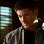 Jensen Ackles as Dean Winchester. Image © the CW Network.