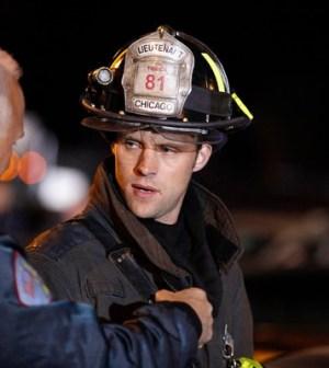 Jesse Spencer as Matthew Casey -- (Photo by: Elizabeth Morris/NBC)