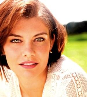 Lauren Cohan 2012.