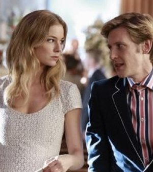 (ABC/RON TOM) EMILY VANCAMP, GABRIEL MANN