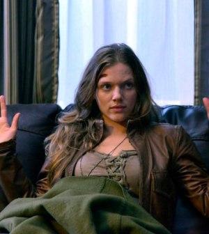 Tracy Spiridakos as Charlie Matheson — (Photo by: Brownie Harris/NBC)