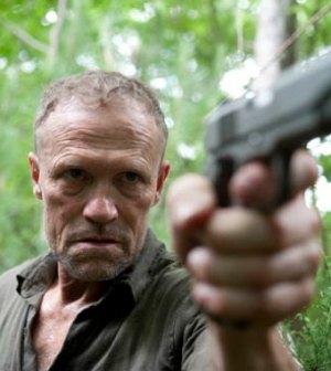 Michael Rooker as Merle Dixon. Image © AMC