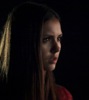 Nina Dobrev in The Vampire Diaries. Image © The CW Network