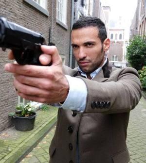Haaz Sleiman as Khalid Ansari -- (Photo by: USA Network)