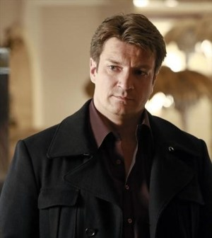 Nathan Fillion as Castle. Image © ABC Television Network