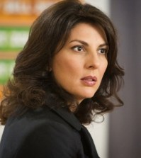 Gina Bellman in Leverage. Photo by Erik Heinila. Image © TNT