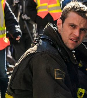 Jesse Spencer as Matthew Casey -- (Photo by: Elizabeth Morris/NBC)