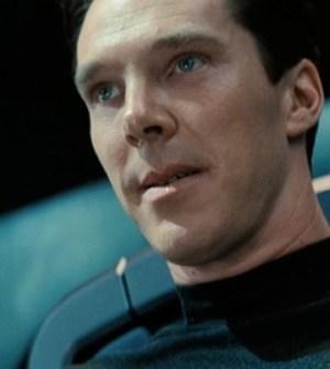 Benedict Cumberbatch as John Harrison? Image © Paramount
