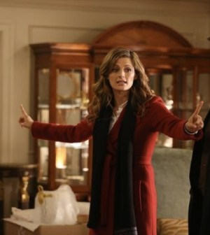 Stana Katic in Castle. Image © ABC Television Network