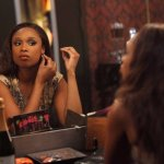 """SMASH -- """"On Broadway"""" Episode 201 -- Pictured: Jennifer Hudson as Veroica Moore -- (Photo by: Eric Liebowitz/NBC)"""