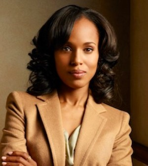 Kerry Washington in Scandal. Image © ABC